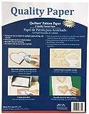 quilt freezer paper - Quality Paper Quilter Pattern Paper