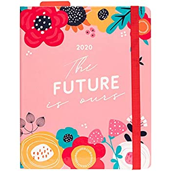 Amazon.com : Frida Kahlo Weekly Planner, Dated Middle School ...