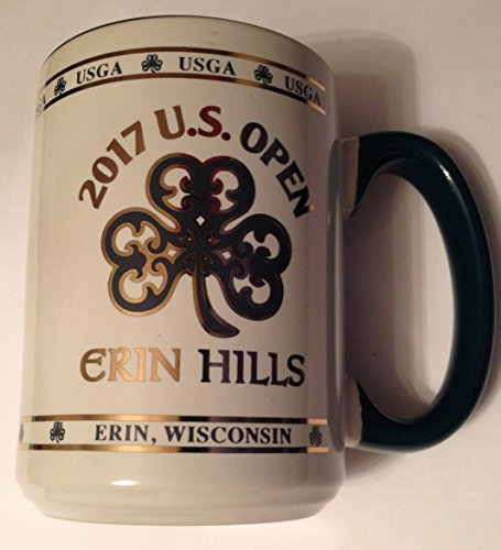 2017 U S Open Hills coffee product image