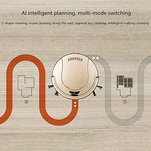 Robot Aspirateur Ménage Plus Propre Ultra-mince Balayer Le Sol, Nettoyer Le Sol, Terminer En Une Seule Étape