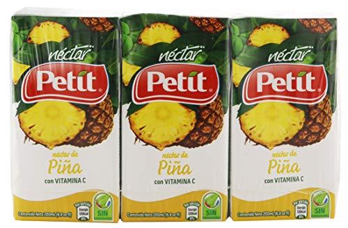 Petite Pineapple - Petit Pineapple Nectar with Vitamin C - BULK