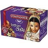 Pompadour Té del Mundo Indian Chai - 20 bolsitas