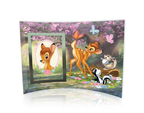 Trend Setters Ltd Bambi Butterflies Starfire Prints Glass