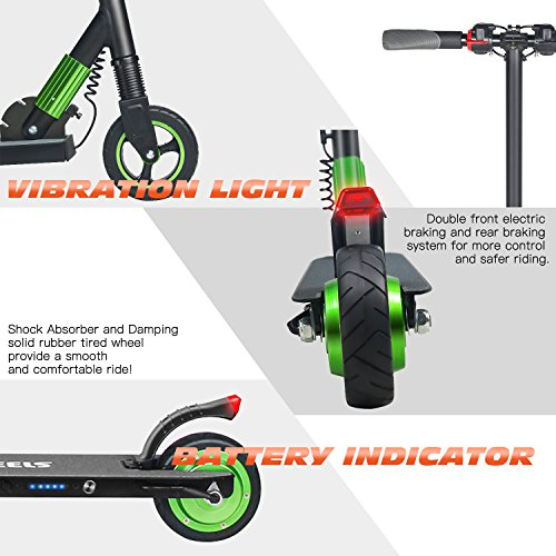 MegaWheels Foldable Electronic Scooter