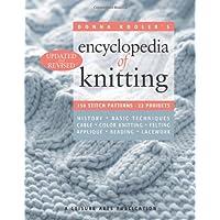 Donna Kooler's Encyclopedia of Knitting: 150 Stitch Patterns, 22 Projects