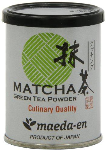 Maeda-En Matcha - Qualité culinaire, une once