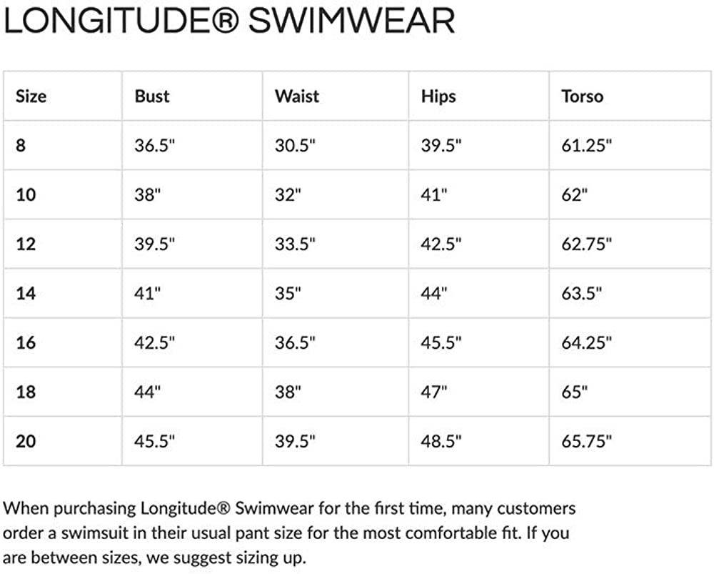 Longitude Womens Mazunte Scoopback Tank One Piece Swimsuit with Soft Cup Bra and High Neckline