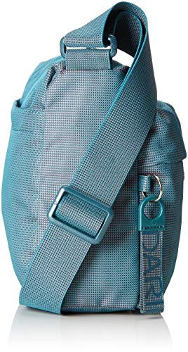 Tracolla Shoulder Md20 Colonial Mandarina Bag 23b Duck Blue Blue Womens 1xTREntIw