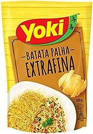 Batata Palha ExtraFina 100g, YOKI