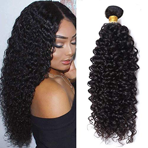 NEWNESS 7A Brazilian Virgin Curly Hair Unprocessed Kinky Sexy Natural Black Color Human Curly Hair Extensions