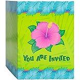 amazon com hawaiian invitations event party supplies home