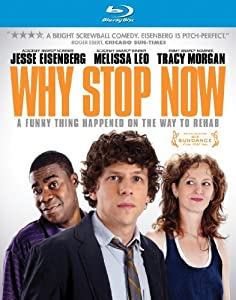 Cover Image for 'Why Stop Now'