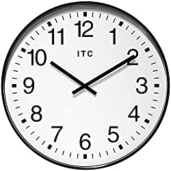 Infinity Instruments Oversize 19-Inch Wall Clock