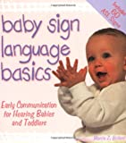 Baby Sign Language Basics, Monta Z. Briant, 1401902901