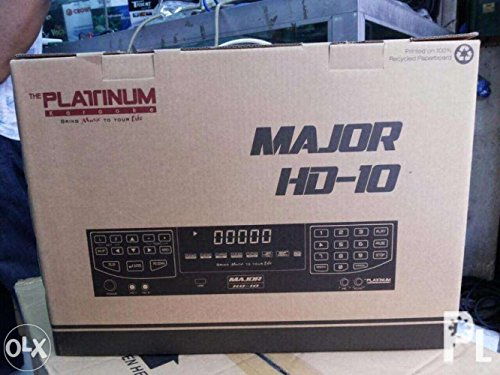 PLATINUM T-40 Song Machine , LATEST SERIES KARAOKE MACHINE VIDEOKE PLAYER ENGLISH TAGALOG PHILIPPINES SONGS
