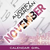 November: Calendar Girl, Book 11 | Audrey Carlan
