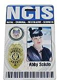 NCIS Abby ID Badge