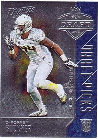 8d1996b9caa DeForest Buckner 2016 Prestige Draft Picks Rookie  22 - San Francisco  49ers