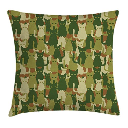 Soldier Throw Pillow - 1