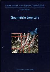 Géometrie Tropicale Journees Mathematiques X-Ups 2008