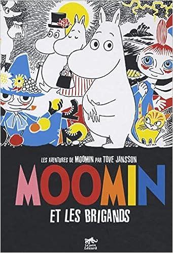 Burmanty Les Moomins Famille Taie doreiller