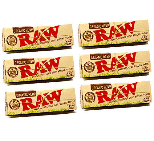 Unrefined Organic Cigarette Rolling Papers product image