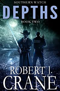 Depths by Robert J. Crane ebook deal