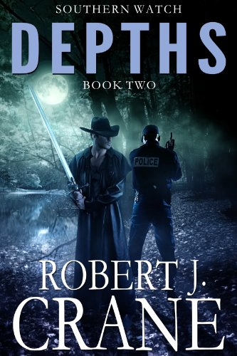 Depths (Southern Watch Book 2) by [Crane, Robert J.]