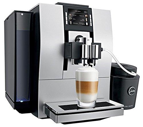 Jura Z6  Aluminum Automatic Coffee, Cappuccino and Espresso Maker by Jura