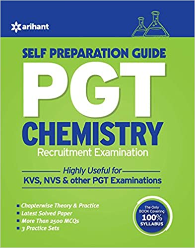 KVS PGT Chemistry Guide and MCQ