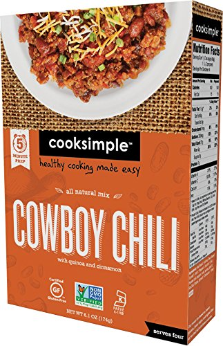 cooksimple Natural Cowboy Quinoa Cinnamon product image