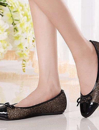 Chaussures Pour Femmes Shangyi - Mocassins - Décontracté - Confortable / Bout Arrondi / Fermé - Plat - Similicuir / Tissu - 1 # / 2 # 1 #