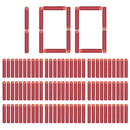 100 חיצי נרף צבעוניים - מחיר מיוחד ברכישת רובה נרף