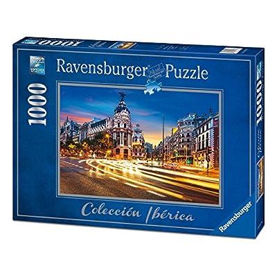 Ravensburger Italy Puzzle 1000 Pezzi 19618
