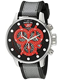 Invicta Men's 19620 S1 Rally Analog Display Quartz Two Tone Watch
