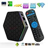 SUSAY T95Z Plus TV Box Android 7.1 Amlogic S912 2GB/16GB Octa Core 4K with Dual WiFi 2.4/5GHz Bluetooth 4.0 android Mini PC