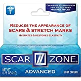 Scar Zone Advanced Scar Cream 0.75 Ounce (22ml) (3 Pack) Review