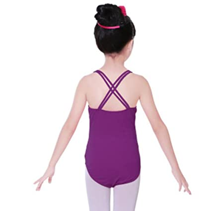 a5c3b82557f4 Image Unavailable. Image not available for. Color: George Jimmy Modena Cotton  Gymnastics Leotards for Girls Leotard Dance Costumes Sportswear