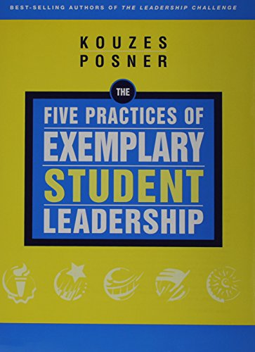 Price comparison product image The Five Practices of Exemplary Student Leadership with: 1 Introduction, 2 Self, 1 Observer-Student Lpi 2/Eset