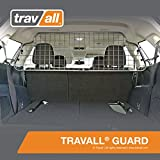 Travall Guard for DODGE Journey (2011-2016) Also for FIAT Freemont (2011-2016) TDG1341 [7 Seat Models Only] - Removable Steel Pet Barrier