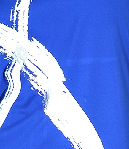Xoxo Womens Cotton Mesh Back Contrast Trim Athletic Tank