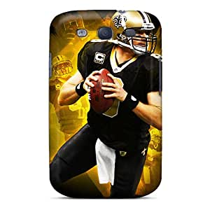New Arrival Premium S3 Case Cover For Galaxy (new Orleans Saints)