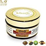 Khadi Global Revitalising Kashmiri Saffron 24K Gold Scrub 50ml