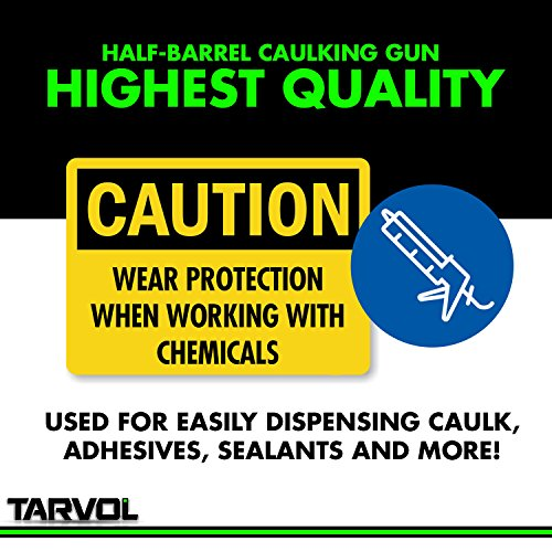 how to use liquid nails caulk gun