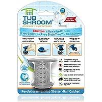 TubShroom the Revolutionary Tub Drain Protector Hair...