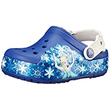crocs Kids CrocsLights Frozen Clog