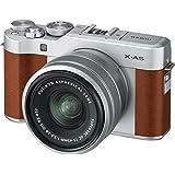 Fujifilm Cámara X-A5 + XC15, Color Café, 45mm