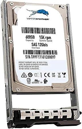 Renewed DYDW0 Dell 600GB 15K 12Gbps SAS 2.5 HDD 512n