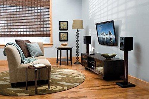 "Premim Mount - Heavy Duty Dual Arm Articulating TV Wall Mount Bracket for LG Electronics OLED77C9PUB C9 Series 77"" 4K Ultra HD Smart OLED TV (2019) Tilt & Swivel with Reduced Glare - Buy Smart!"