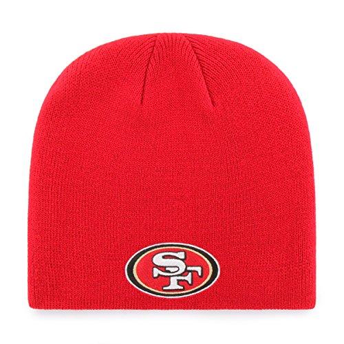 7436c1bf8c8 OTS NFL San Francisco 49ers Beanie Knit Cap